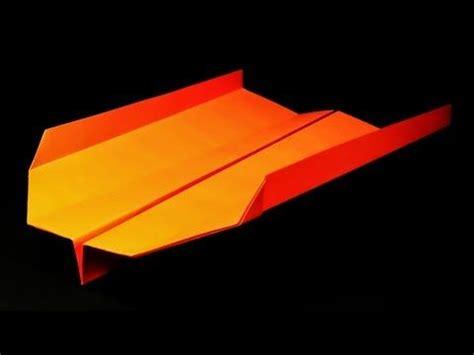 origami stunt plane como hacer aviones de papel que vuelan mucho y alto