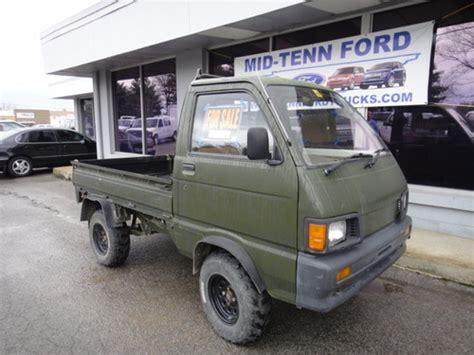 Daihatsu Trucks For Sale by Used Daihatsu Trucks For Sale Daihatsu Truck Dealers In