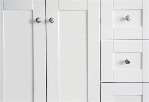 white laminate cabinet doors cabinet door styles slideshow