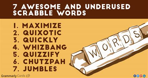 is fo a word in scrabble 7 awesome and underused scrabble words grammarly