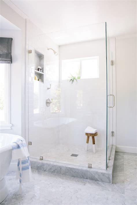Glass Block Designs For Bathrooms carrara marble bathroom bathroom traditional with carrara