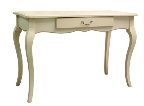white country desk writing desk white provincial desk by