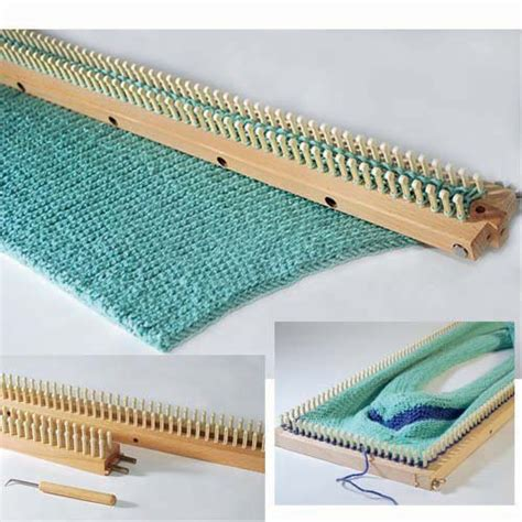how to use a knitting board kb 28 authentic knitting board loom peg by aliceinstitchesarts