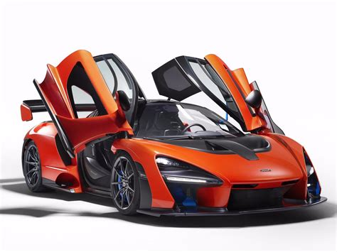 Mclaren Build And Price by Mclaren S 1 Million Senna Hypercar Pictures Details
