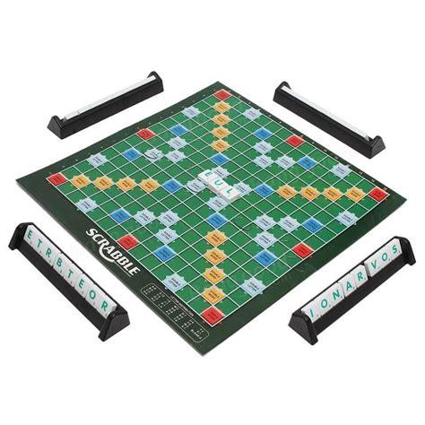 oa scrabble original scrabble board brand crossword letters