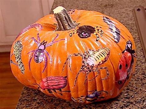 decoupage pumpkin glittering decoupage pumpkin hgtv