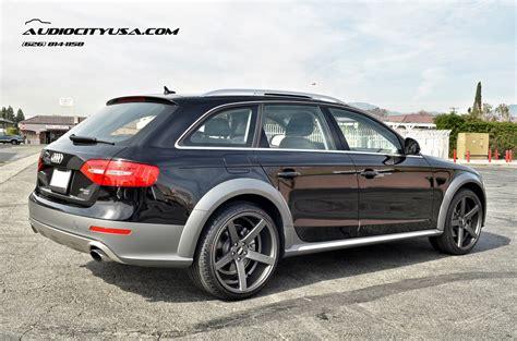 Audi Allroad Rims by Audi Allroad Custom Wheels Str 607 20x9 0 Et Tire Size