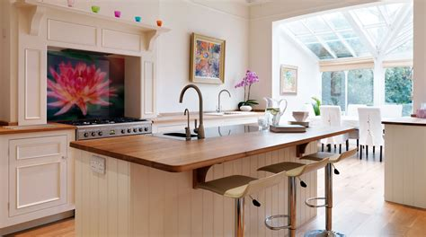 open plan kitchen design original open plan kitchen from harvey jones