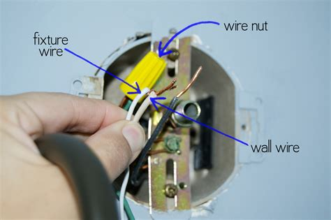How To Wire A Light Fixture How To Replace A Light Fixture Grace Gumption
