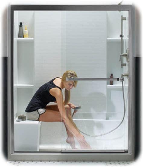 Walk In Bath Showers guide to the best sliding shower doors framed amp frameless