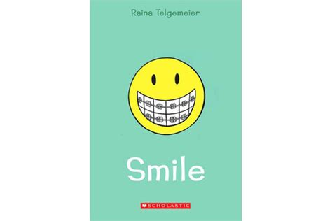 pictures of the book smile 4 great graphic novels for family entertainment quot smile