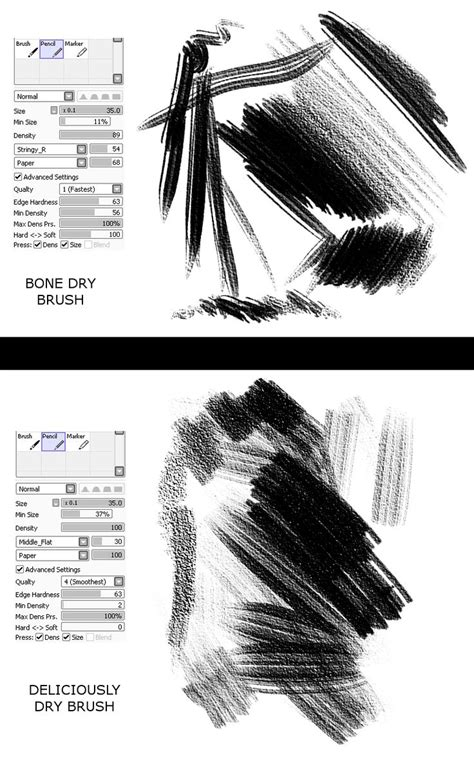 paint tool sai shapes 17 best images about brushes pinceles on