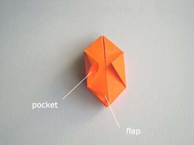 how to make a origami water balloon origami