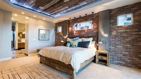 exposed brick bedroom 10 beautiful master bedrooms with exposed brick
