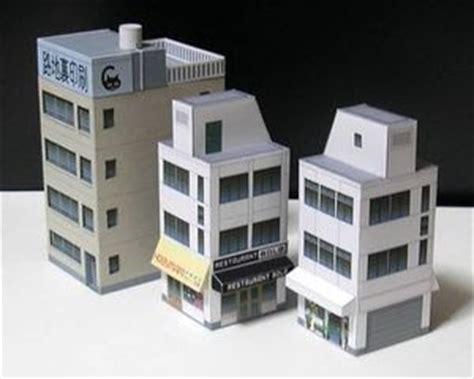 paper craft building papercraft