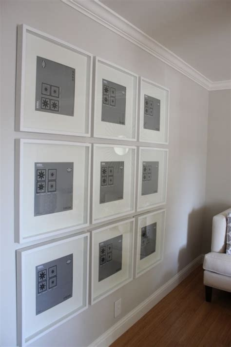 Inexpensive Home Decor Online living room or upstairs hallway ikea ribba frames or