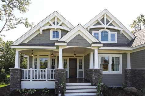 craftsman style home designs craftsman style house plan 3 beds 2 baths 2320 sq ft