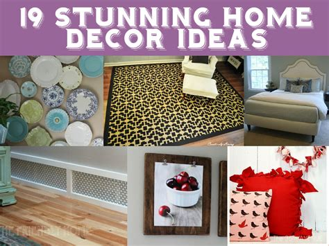 decoration ideas home 19 stunning home decor ideas
