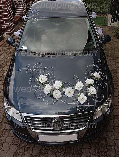 decoration voiture de mariage pas cher images