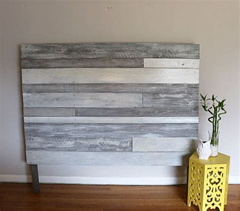 how to make a headboard out of wood 25 best ideas about diy headboard wood on