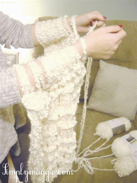 arm knitting for beginners 33 best arm knitting images on finger knitting