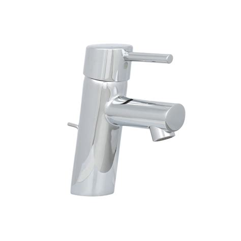 grohe concetto kitchen faucet grohe concetto 4 in centerset single handle bathroom faucet in starlight chrome 34270001 the