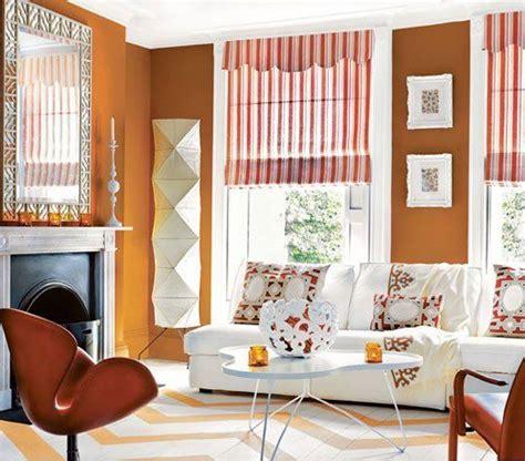 orange paint colors for living room paint color portfolio orange living rooms