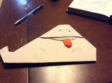 how to fold origami jabba the hutt origami jabba origami yoda