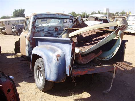 1956 Ford F100 Parts by 1956 Ford F100 Truck Parts