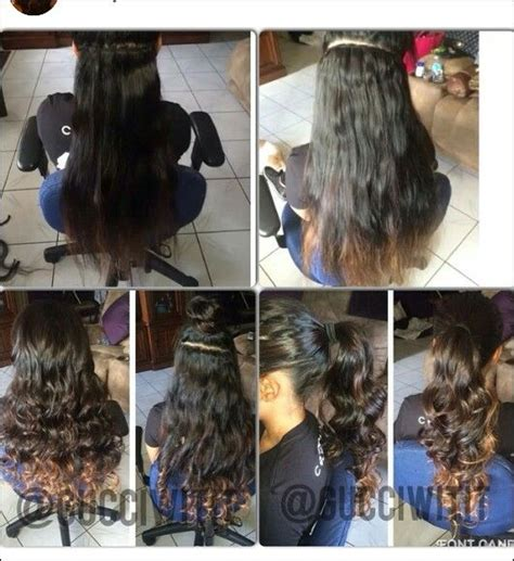 beaded braidless sew in 103 best images about hair wave killer on