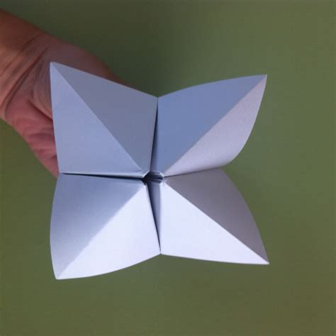 teller origami origami how to make a paper fortune teller easy origami