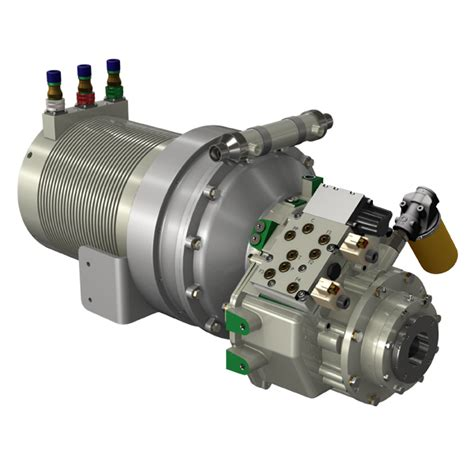 Electric Inboard Motor by Eps Electric Propulsion System Marine Transfluid