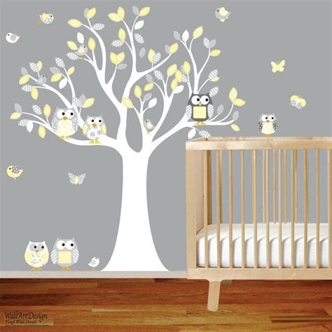 nursery vinyl wall decals 1000 ideas about tree decal nursery on
