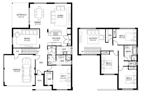 2 story house floor plans 2 floor house plans and this 5 bedroom floor plans 2 story unique bedroom floor plans 2 story 2