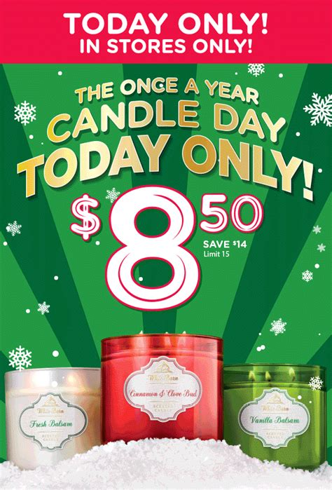 Candle Sale by Bath Works 3 Wick Candles Just 8 50 Reg 22 50