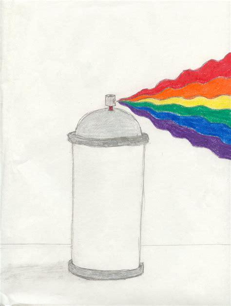 Rainbow Spray Paint By Koolgal1997 On Deviantart