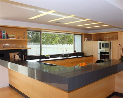 ceiling ideas for kitchen impressive modern ceiling design for kitchen in house