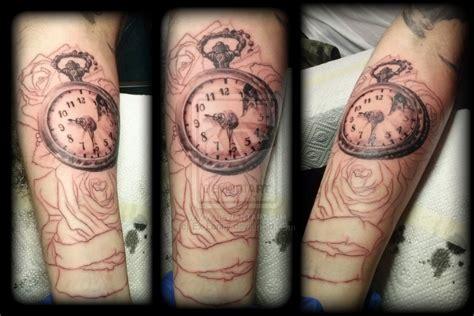 clock tattoo quotes quotesgram