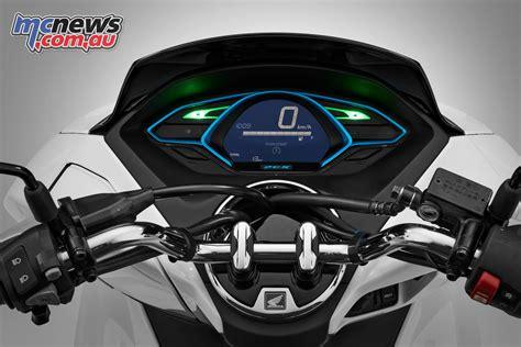 Pcx 2018 Speedometer by Honda New Ground With Hybrid Scooter Mcnews Au