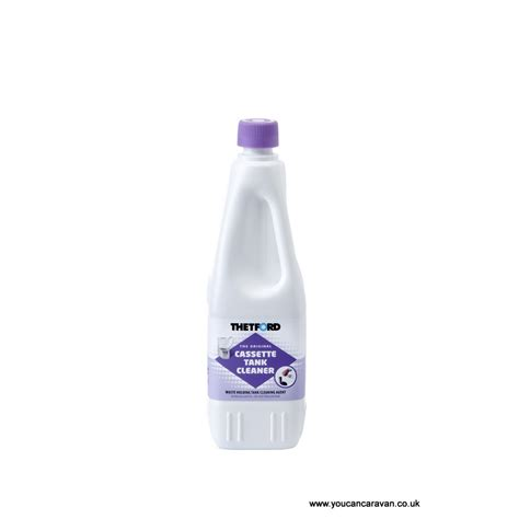 Thetford Toilet Cleaner by Thetford Chemical Toilet Cassette Tank Cleaner You Can