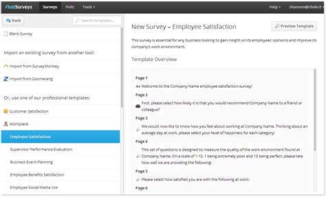 sample survey templates presenting the brand new survey templates fluidsurveys