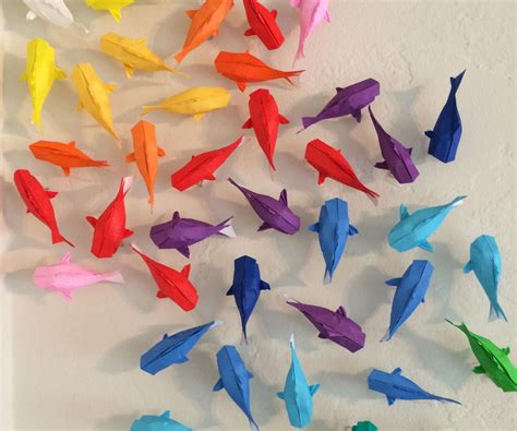 Wall Of Rainbow Koi 7 Steps With Pictures