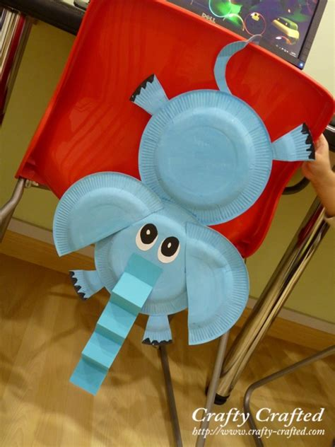 paper plate elephant craft crafty crafted crafts for children 187 search results