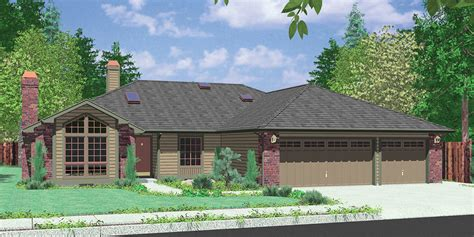 Single Level House Plans ranch house plans american house design ranch style home