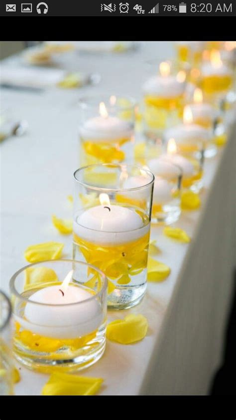purple and yellow wedding centerpieces best 20 yellow centerpieces ideas on yellow