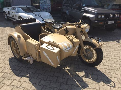 Bmw R75 For Sale by 1943 Bmw R75 With Sidecar Pics Specs And Information