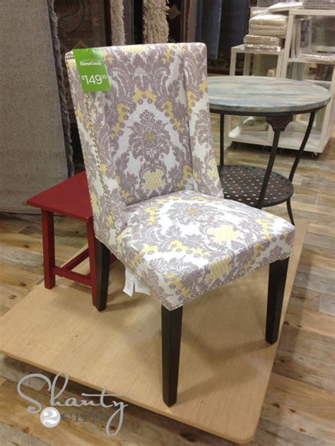 at home dining chairs homegoods giveaway shanty 2 chic