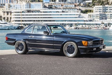 Mercedes Magazine by Mercedes Sl Roadster Owned By Schumacher Is On Sale