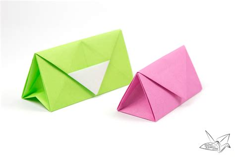 origami out of paper origami clutch bag purse tutorial paper kawaii