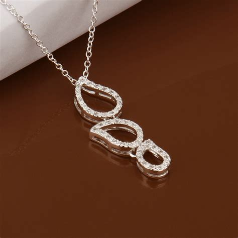 cheap pendants for jewelry best sale brands necklace for bridegroom silver